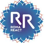 ROMA REACT LOGO