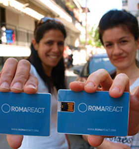 RomaReact USB HP