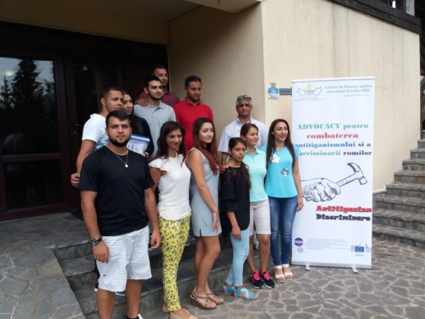 Advocacy Training in Romania