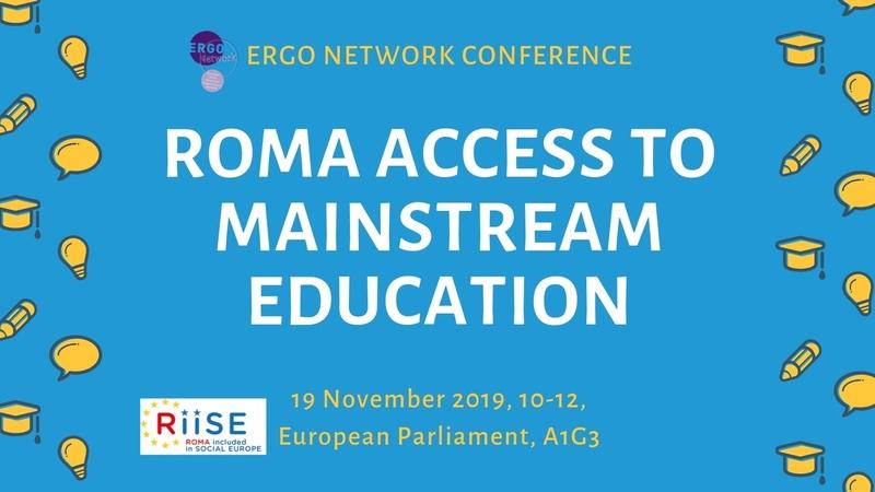 ERGO conference on education, 19 November